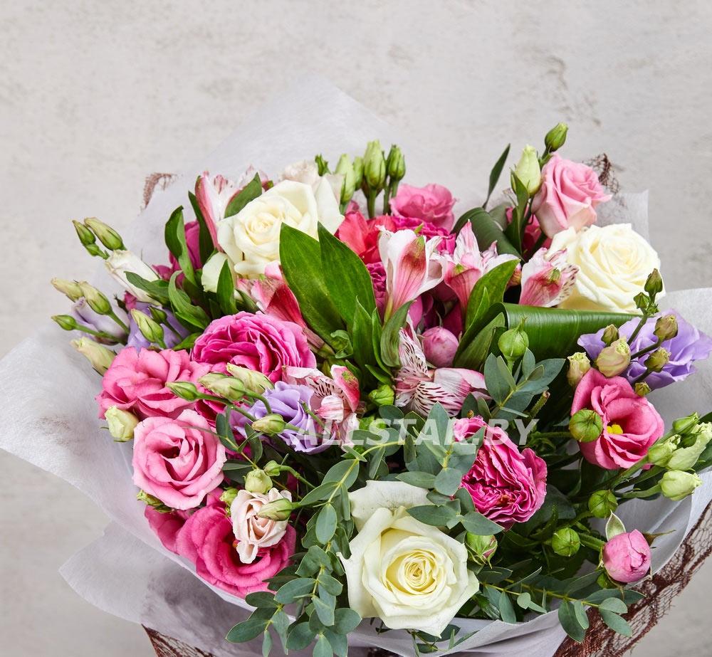 Фотосьемка цветов и букетов для компании buketik.by #2