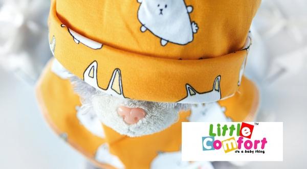 Одежда для младенцев от Ирландской компании Little Comfort